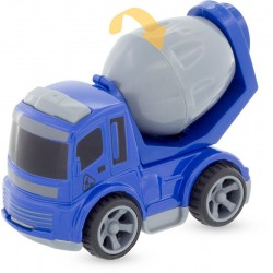 CARTOON DIE-CAST: TRUCK...