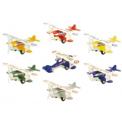 MINIATURE : AVION BIPLAN...