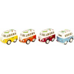 LITTLE VW VAN (set of 12)