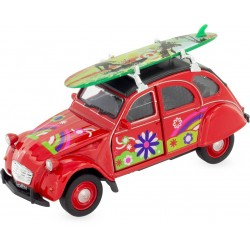 CITROEN 2CV SURF (set of 12)
