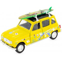RENAULT 4L SURF (set of 12)