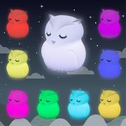 NIGHT LIGHT: OWL (small)