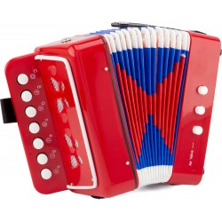 ACCORDION: RED