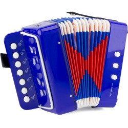 ACCORDION: BLUE
