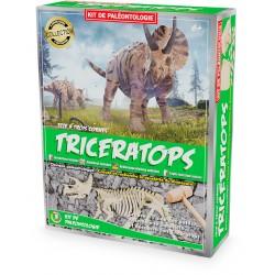 EXCAVATION KIT: TRICERATOPS