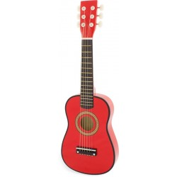 GUITAR: RED