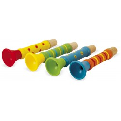 SMALL TRUMPET (set of 24)