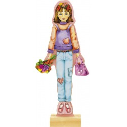 MAGNETIC FIGURE: CATHY