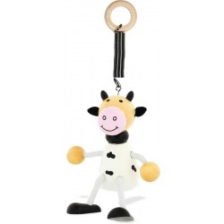 SPIRAL-SPRING: COW (set of 6)