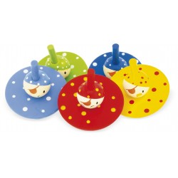 TOUPIE PIRATE (lot de 10)