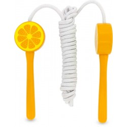SKIPPING ROPE: ORANGE
